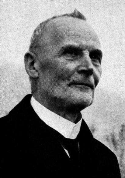 Pfarrer Pfleiderer